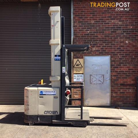 Crown SP3015 Stock Picker Forklift for sale in Clayton South VIC ...