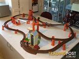 Thomas and Friends, Trackmaster, Zip, Zoom Logging Adventure.