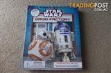 NEW! Star Wars Droid/Robots Factory Book (R2-D2, BB-8, C-3PO)!