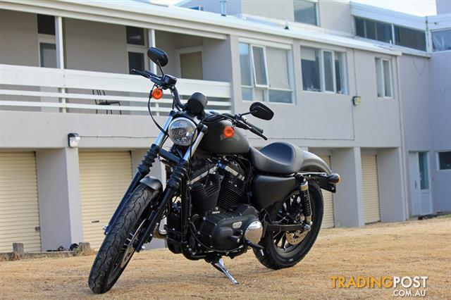 2014 HARLEY-DAVIDSON XL883 IRON 883 883CC MY14 CRUISER
