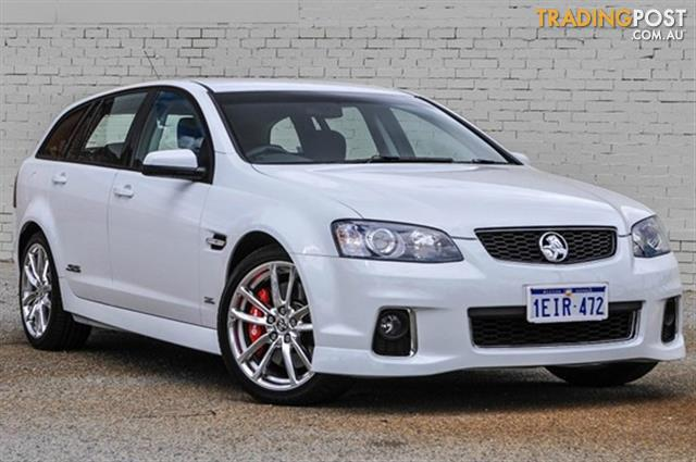 2013 Holden Commodore Ss V Z Series Ve Ii My12 5 4d