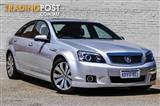 2012 HOLDEN CAPRICE V WM Series II