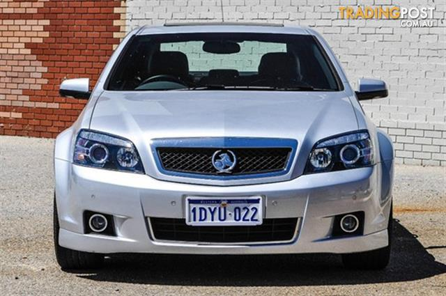 2012 Holden Caprice V Wm Series Ii For Sale In Midland Wa 2012