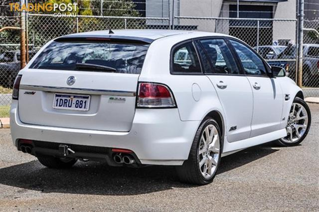 2011 Holden Commodore Ssv Ve Ii My12 4d Sportwagon For Sale In
