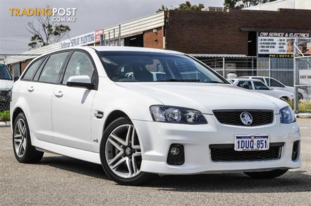 2012 Holden Commodore Sv6 Ve Ii My12 4d Sportwagon For Sale In