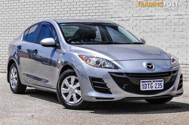 2011 Mazda Mazda3 Neo Bl Series 1 My10 For Sale In Midland Wa 2011 Mazda Mazda3 Neo Bl Series
