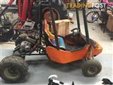 Homemade buggy