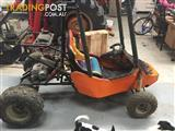 Home made buggy