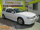 2006 Holden Crewman S VZ MY06 Utility