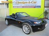 2007 Mazda MX-5 Roadster Coupe NC30F1 MY07 Hardtop