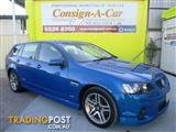 2010 Holden Commodore SS Sportwagon VE II Wagon