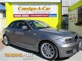 2011 BMW 120I Steptronic E82 LCI MY11 Coupe