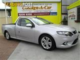 2009 Ford Falcon XR6 Ute Super Cab Turbo FG Utility