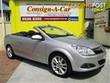 2009 Holden Astra Twin TOP AH MY09 Convertible