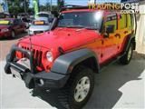 2013 Jeep Wrangler Unlimited Sport JK MY2014 Softtop