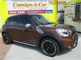 2014 Mini Countryman Cooper S ALL4 R60 MY15 Wagon