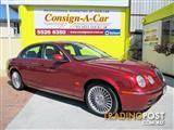 2006 Jaguar S-Type Luxury X204 MY2006 Sedan