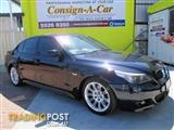 2005 BMW 545i M Sport Steptronic E60 Sedan