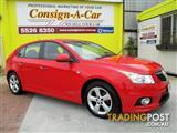 2013 Holden Cruze SRi-V JH Series II MY14 Hatchback