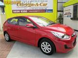 2014 Hyundai Accent Active RB2 Hatchback