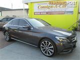 2015 Mercedes-Benz C250 7G-Tronic + W205 806MY Sedan