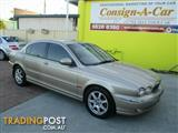 2002 Jaguar X-Type  X400 Sedan