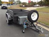 TRAILERS DIRECT TIPPER TRAILER