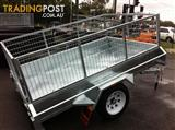 TRAILERS DIRECT tilt trailers in stock take home today