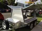 TRAILERS DIRECT builders trailer