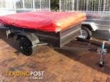 CAMPER TRAILER PLUS ALL EXTRAS READY TO GO CAMPING