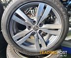 VF SSV/STORM WHEELS AND TYRES