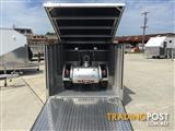 Factory manufactured Trike/Motorcycle trailer