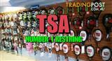 TSA NUMBER 1 RESTRINGS IN SA