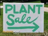 Huge Plant Sale Saturday 15th July 8am-2pm, 2 Nirringa Ave Aspendale