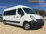 2014 Renault Master 3.5 LWB Mid X62 MY13 Van