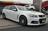 2013 HOLDEN COMMODORE SS V VF WAGON