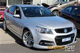2013 HOLDEN COMMODORE SS V REDLINE VF SEDAN