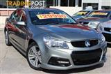 2014 HOLDEN COMMODORE SV6 VF SEDAN