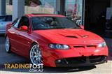 2006 HOLDEN SPECIAL VEHICLES COUPE GTO SIGNATURE VZ Series COUPE