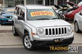 2013 JEEP PATRIOT SPORT MK WAGON