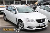 2014 HOLDEN COMMODORE EVOKE VF SEDAN