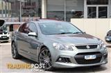 2013 HOLDEN SPECIAL VEHICLES SENATOR SIGNATURE GEN-F SEDAN