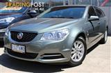 2013 HOLDEN COMMODORE EVOKE VF WAGON