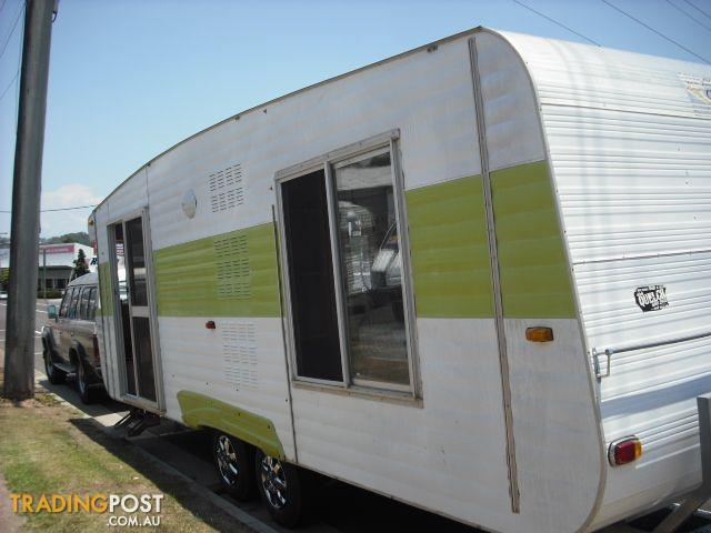 Creative Caravans For Sale In Brisbane  Arrow Caravans