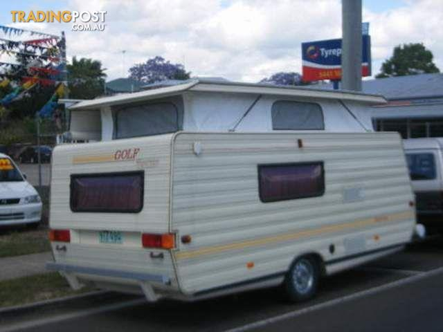 Creative CARAVANS FOR RENT HIRE SUNSHINE COAST QUEENSLAND Golf SLIPSTREAM 16