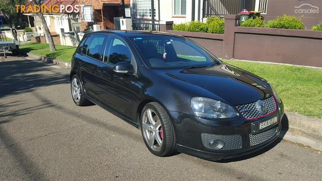 2008 VOLKSWAGEN GOLF GTi PIRELLI 1K MY08 UPGRADE 2 5D HATCHBACK