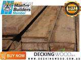 Sleepers 200X50 H4 Hardwood for Garden Edges or Retaining Walls