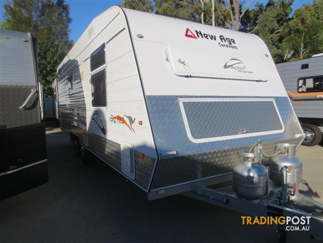 Model NEW AGE OZ20E OZ CLASSIC RV Towing Caravans Specification