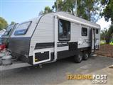 "LOTUS FREELANDER 21'6"" CARAVAN WITH RECLINERS"