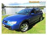 2006  Holden Adventra Sx6 Vz Station Wagon